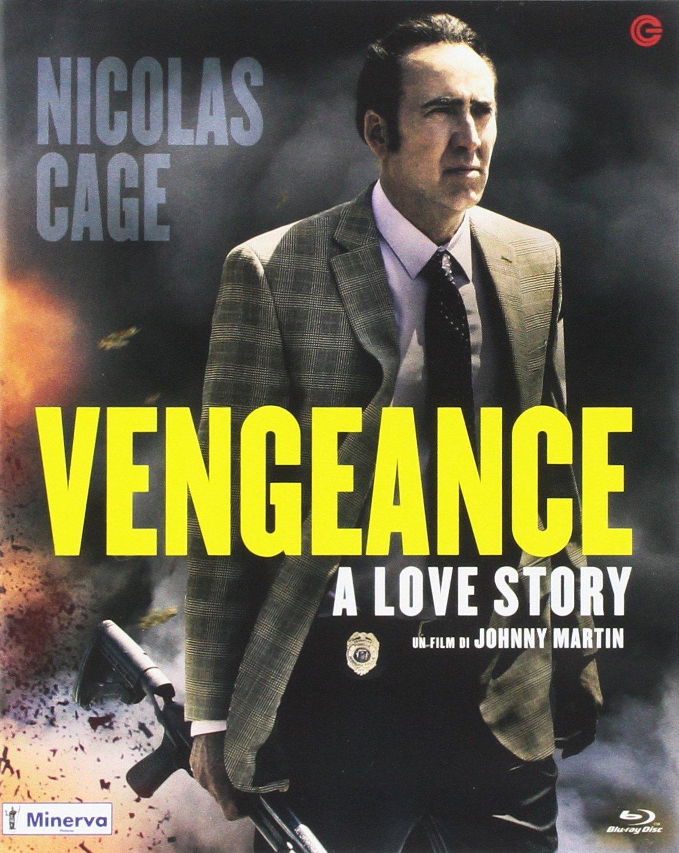 VENGEANCE - A LOVE STORY - BLU RAY