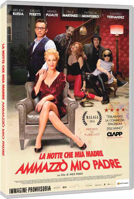 LA NOTTE CHE MIA MADRE AMMAZZO' MIO PADRE (DVD)