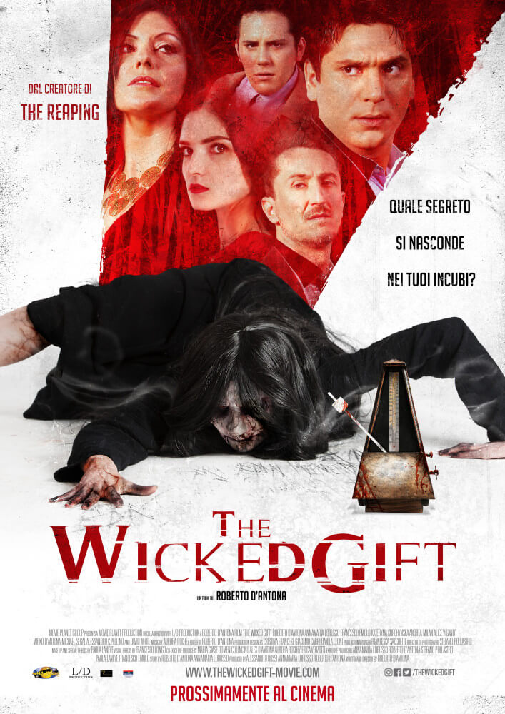 THE WICKED GIFT - BLU RAY