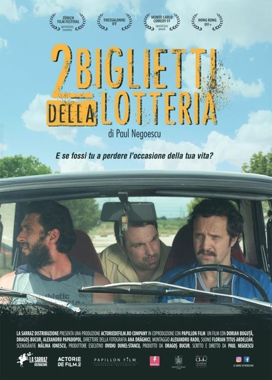 DUE BIGLIETTI DELLA LOTTERIA (DVD)