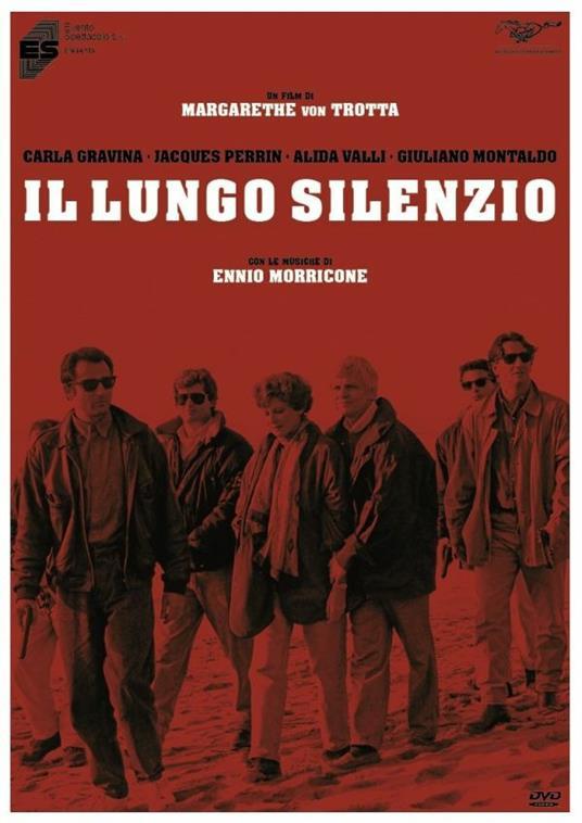 IL LUNGO SILENZIO (DVD)