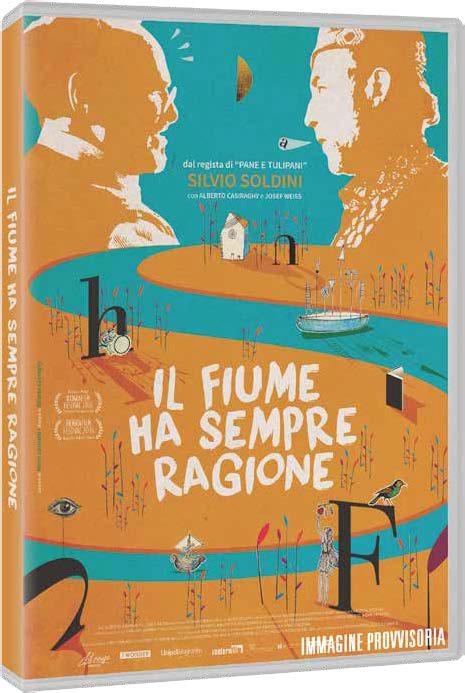 IL FIUME HA SEMPRE RAGIONE (DVD)