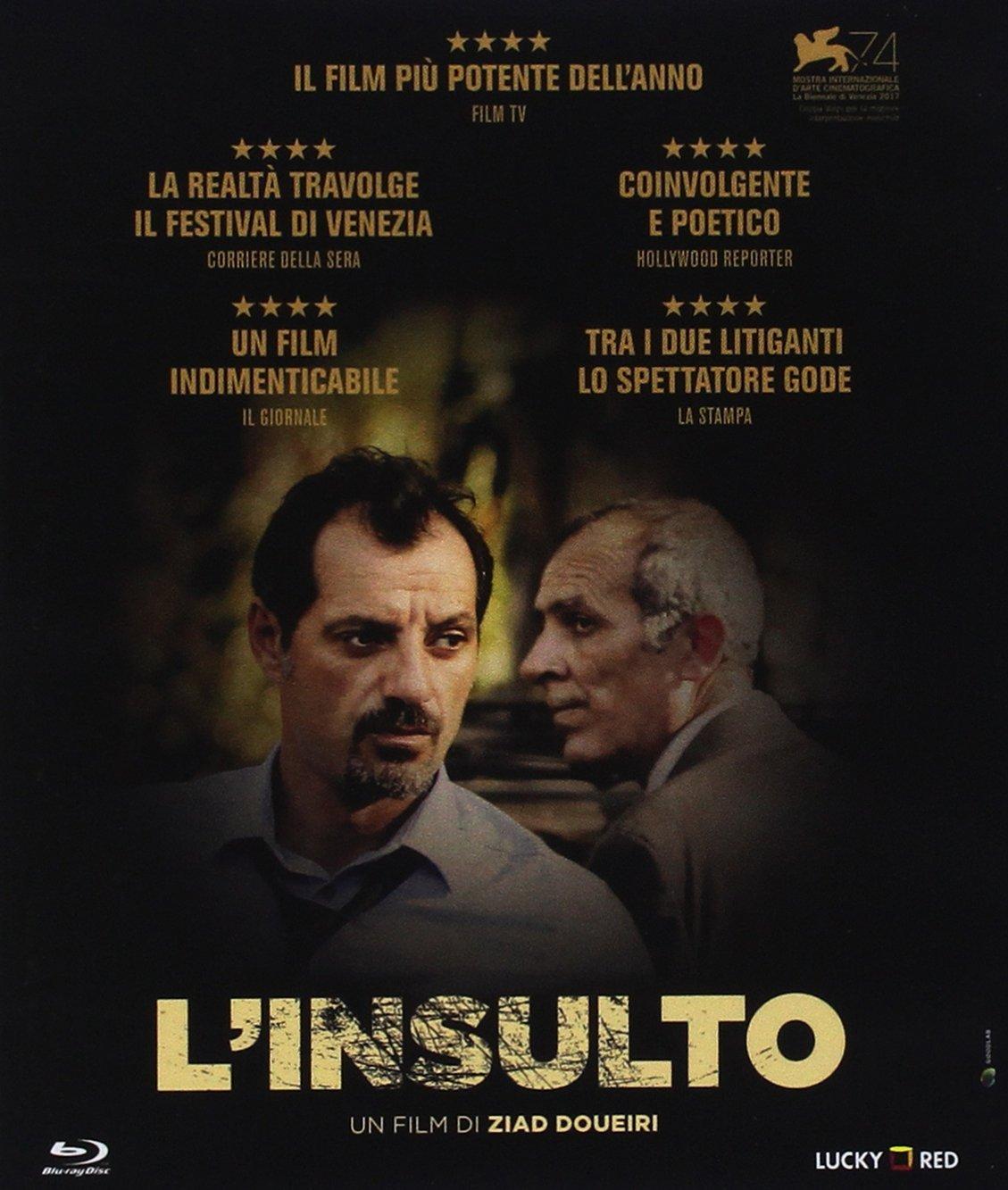 L'INSULTO - BLU RAY