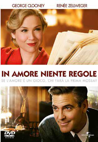 IN AMORE NIENTE REGOLE (DVD)