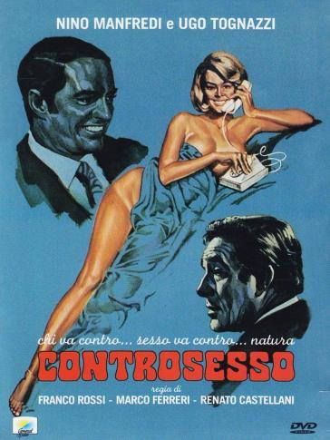 CONTROSESSO (DVD)