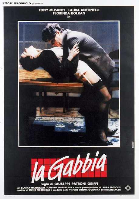 LA GABBIA (DVD)