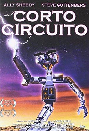 CORTO CIRCUITO - BLU RAY