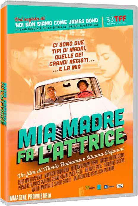 MIA MADRE FA L'ATTRICE (DVD)