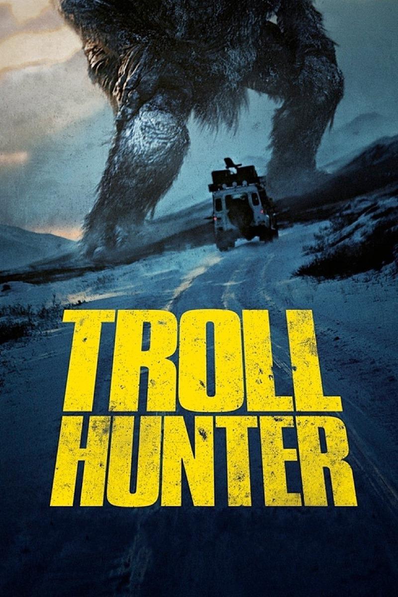 TROLL HUNTER (DVD)