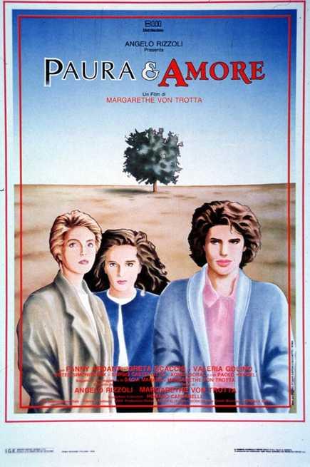 PAURA E AMORE (DVD)