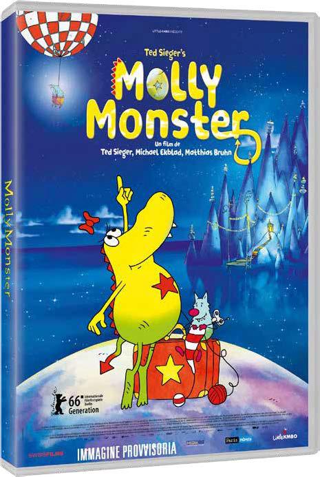 MOLLY MONSTER (DVD)