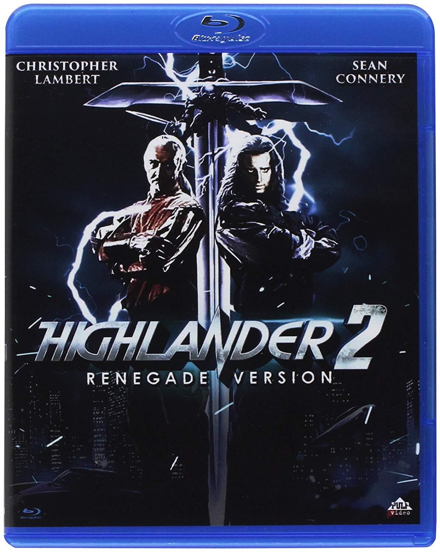 HIGHLANDER 2 - IL RITORNO - BLU RAY