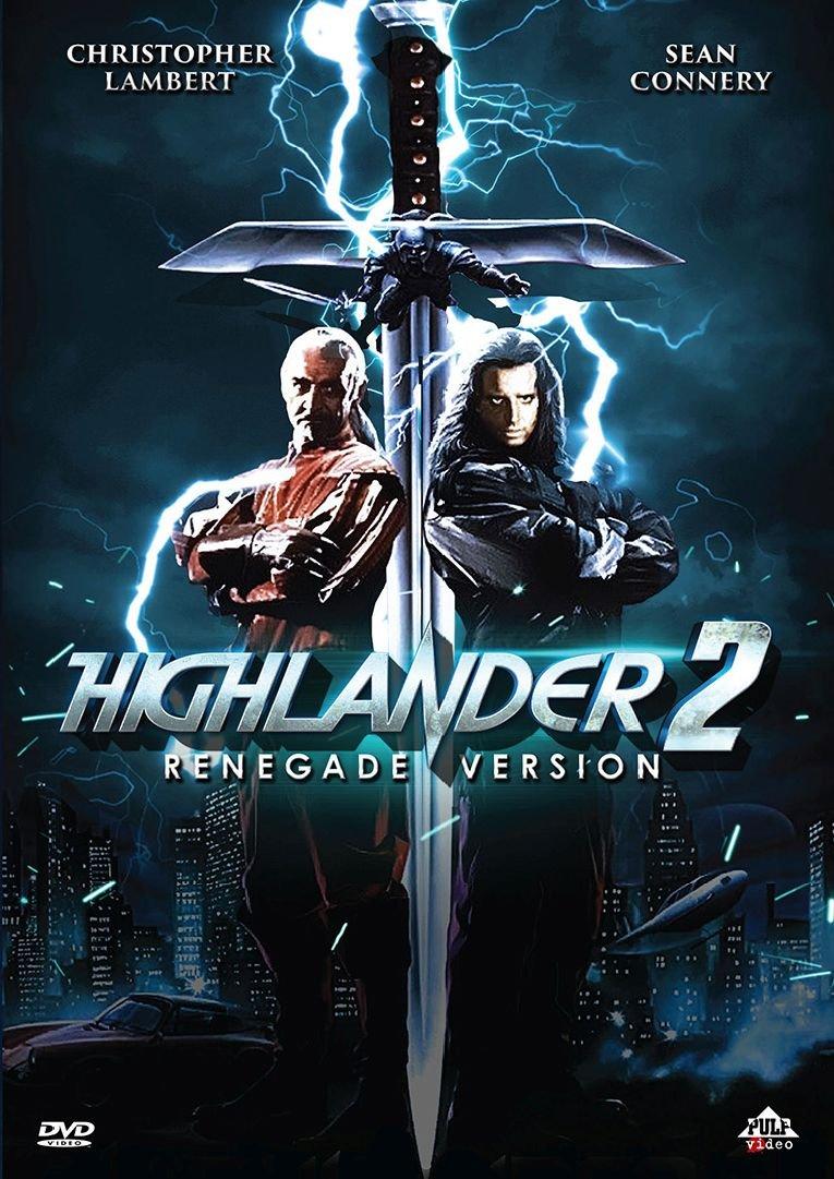 HIGHLANDER 2 - IL RITORNO (DVD)
