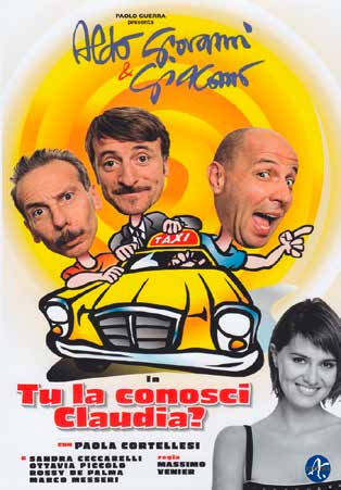 TU LA CONOSCI CLAUDIA? (DVD)