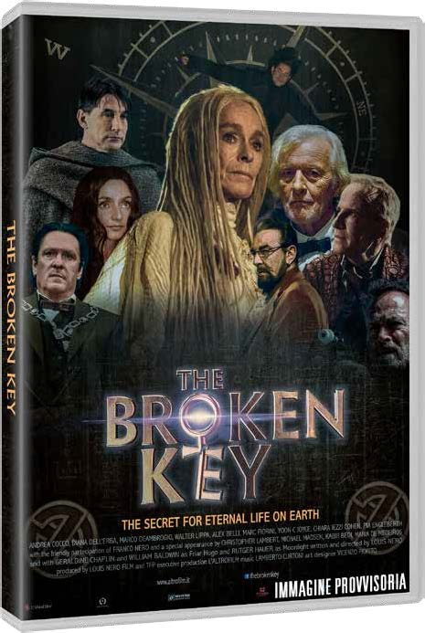 THE BROKEN KEY (DVD)