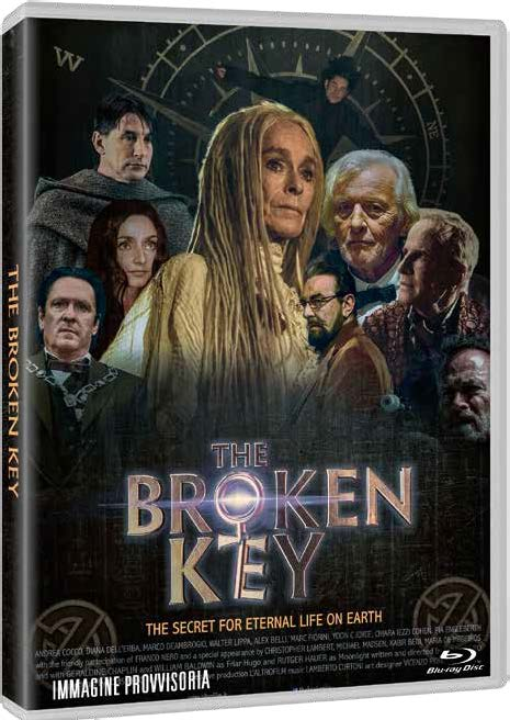 THE BROKEN KEY - BLU RAY