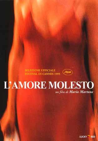 L'AMORE MOLESTO - BLU RAY