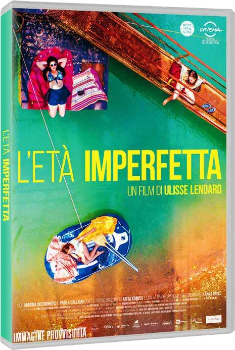 L'ETA' IMPERFETTA (DVD)