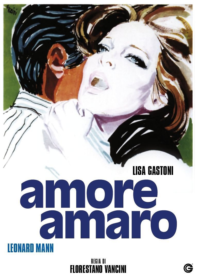 AMORE AMARO (DVD)