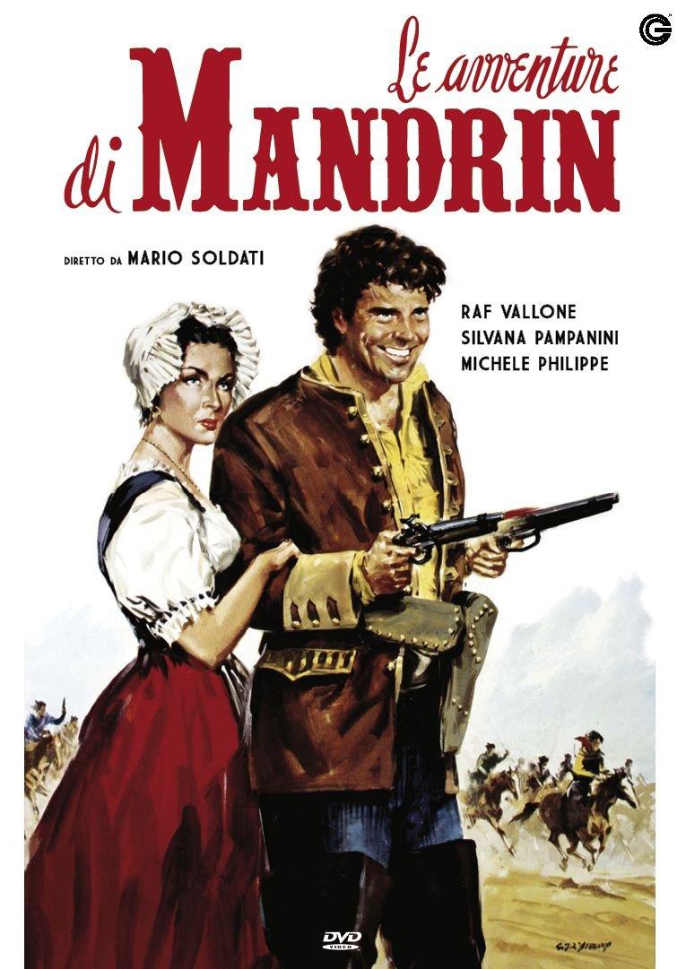 LE AVVENTURE DI MANDRIN (DVD)