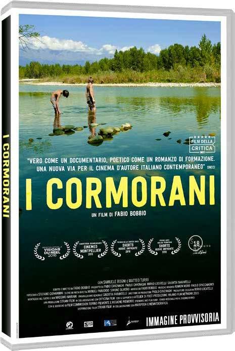 I CORMORANI (DVD)