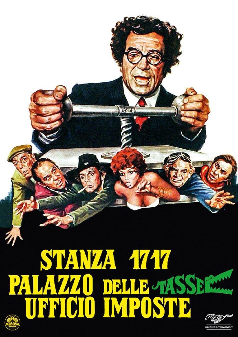 STANZA 1717 (DVD)