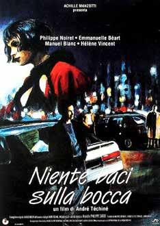 NIENTE BACI SULLA BOCCA (DVD)