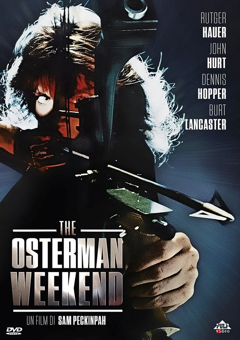 THE OSTERMAN WEEKEND (DVD)