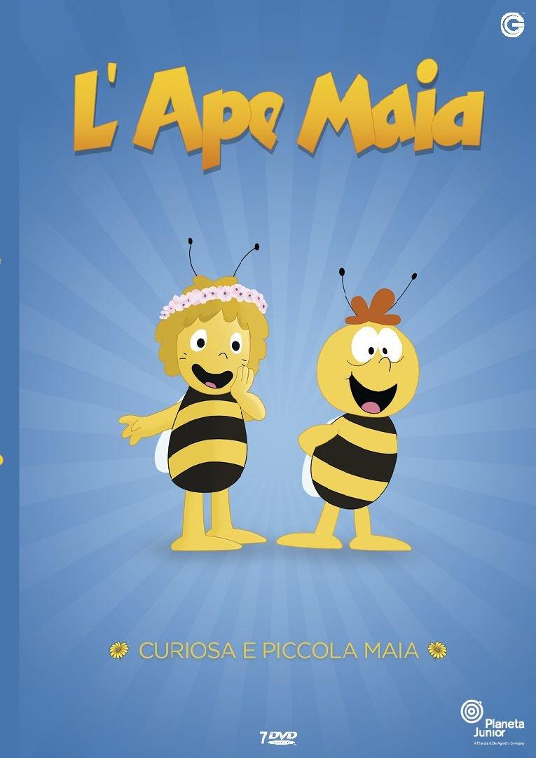 COF.L'APE MAIA CLASSICA #01 (7 DVD) (DVD)