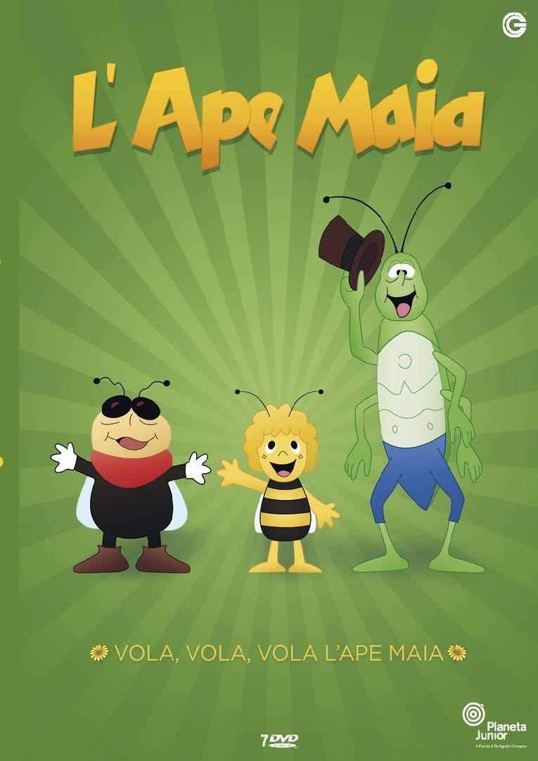 COF.L'APE MAIA CLASSICA #02 (7 DVD) (DVD)
