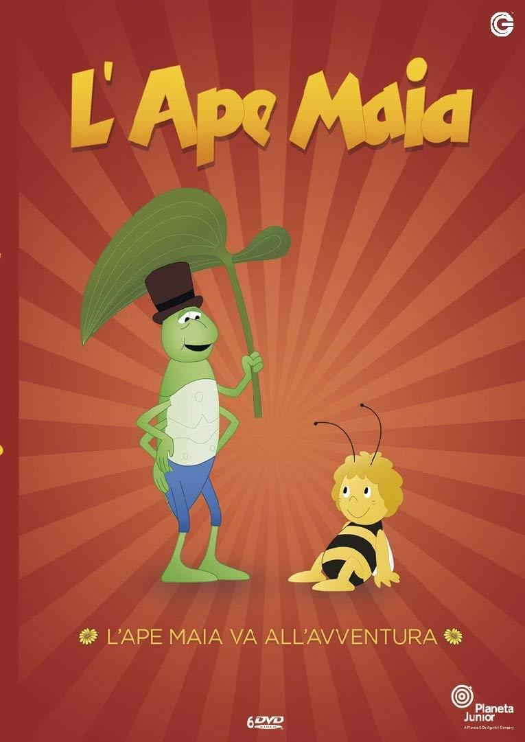 COF.L'APE MAIA CLASSICA #03 (7 DVD) (DVD)