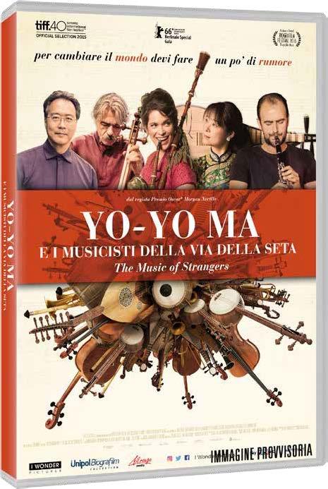 YO YO MA E I MUSICISTI DELLA VIA DELLA SETA (DVD)