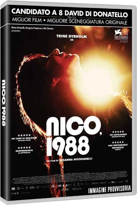 NICO 1988 (DVD)