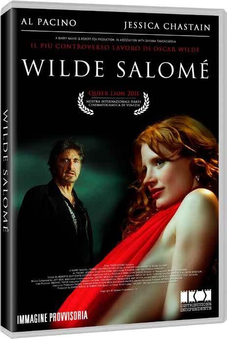 WILDE SALOME' (DVD)