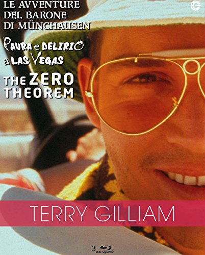 COF.TERRY GILLIAM COLLECTION (3 BLU-RAY)