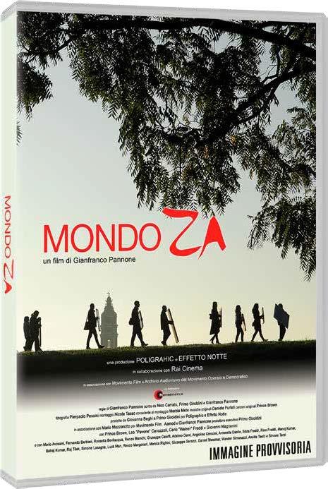 MONDO ZA (DVD)