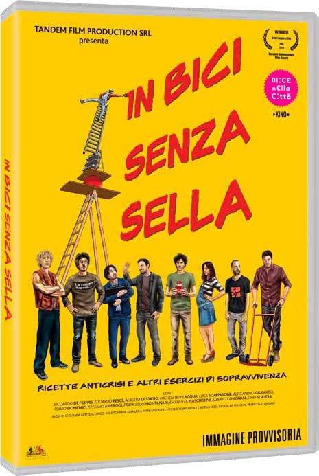 IN BICI SENZA SELLA (DVD)