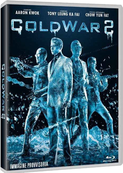 COLD WAR 2 - BLU RAY