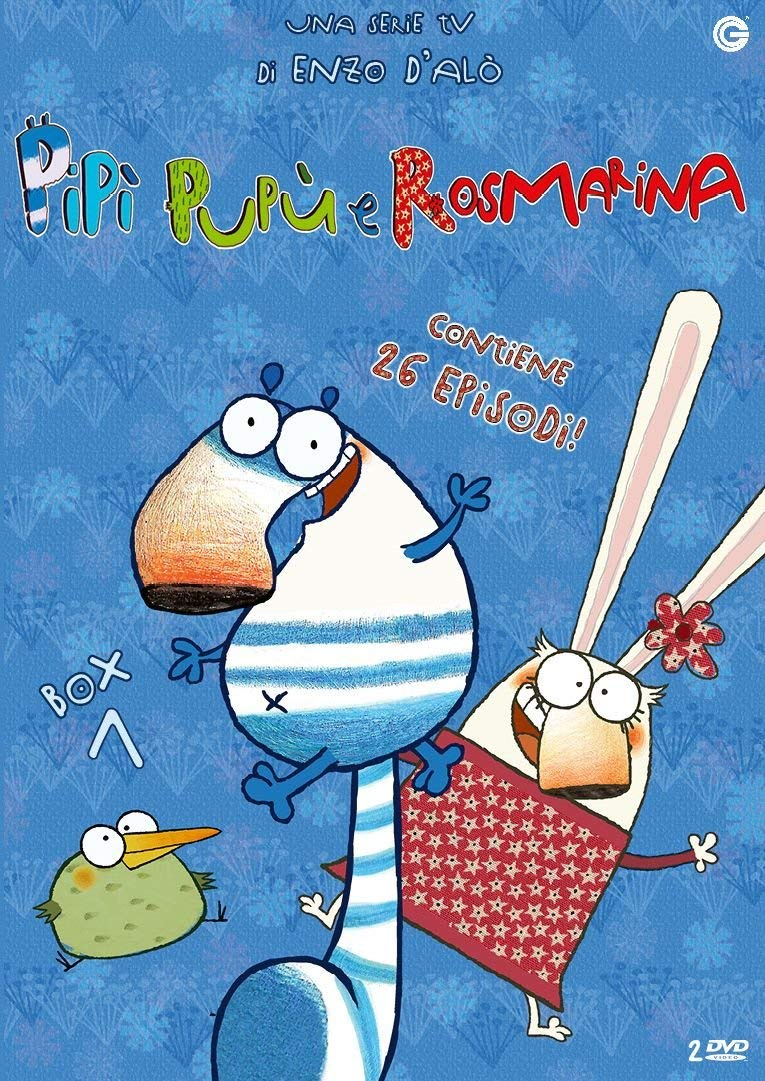 COF.PIPI' PUPU' E ROSMARINA #01 (2 DVD) (DVD)
