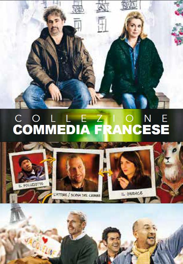 COF.COMMEDIA FRANCESE COLLEZIONE (3 DVD) (DVD)