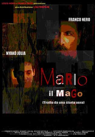 MARIO IL MAGO (DVD)