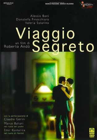 VIAGGIO SEGRETO (DVD)
