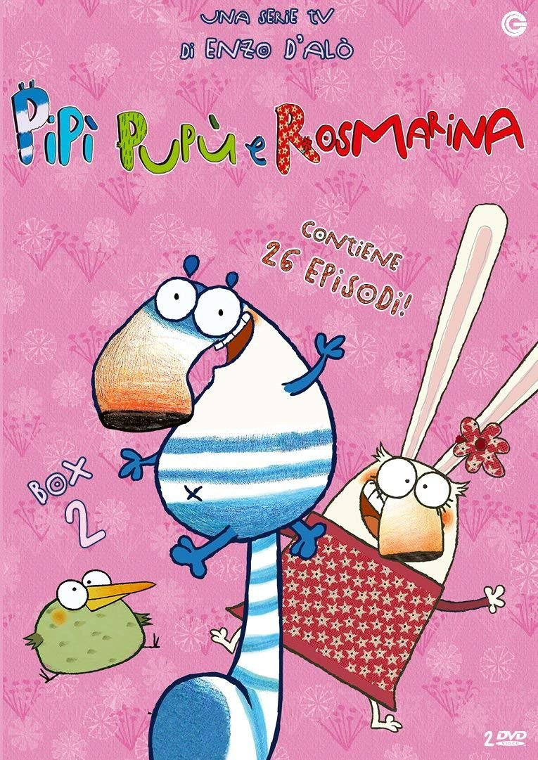 COF.PIPI' PUPU' E ROSMARINA #02 (2 DVD) (DVD)