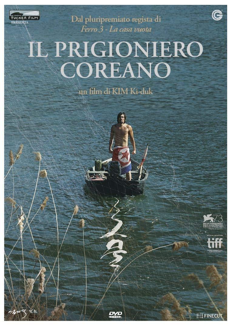 IL PRIGIONIERO COREANO (DVD)