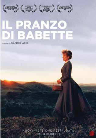 IL PRANZO DI BABETTE (DVD)
