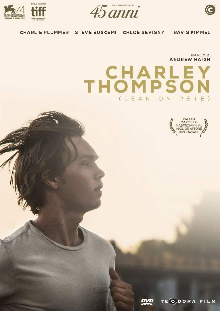 CHARLEY THOMPSON (DVD)