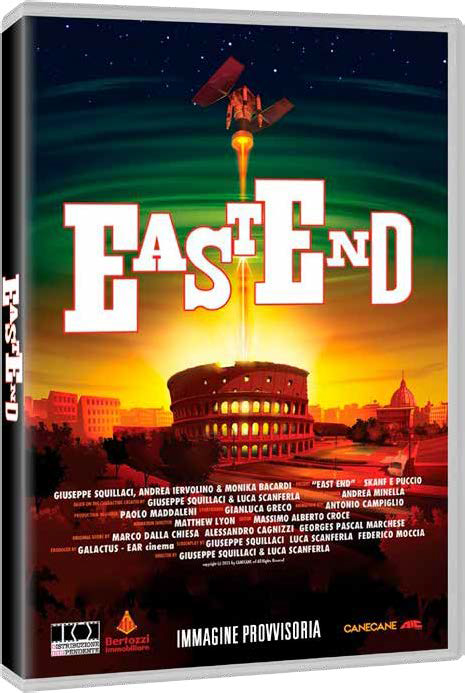 EAST END (DVD)