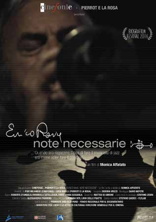 ENRICO RAVA - NOTE NECESSARIE (DVD)