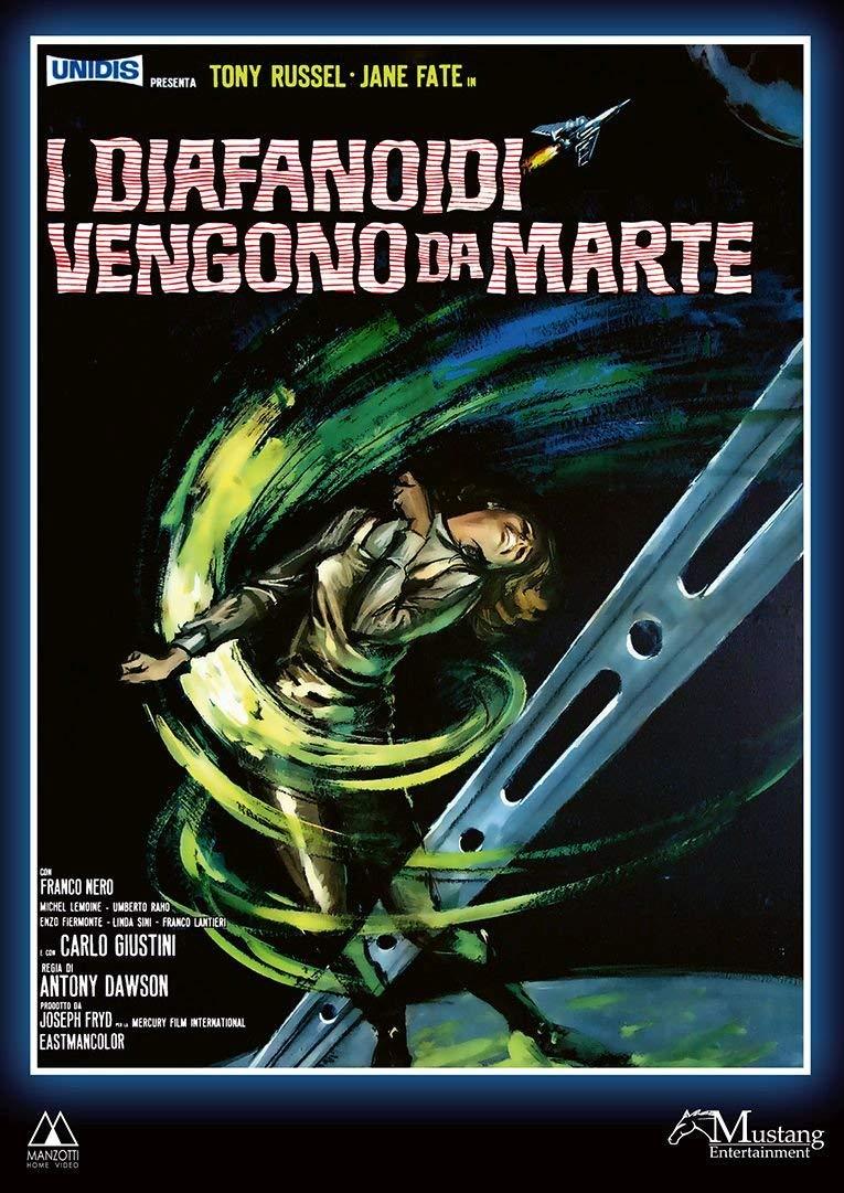 I DIAFANOIDI VENGONO DA MARTE (DVD)