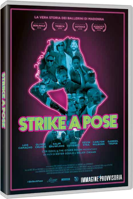 STRIKE A POSE (DVD)